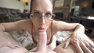 Massage From My Girlfriends Hot Mom Part 4 Christina Sapphire