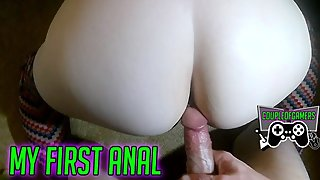 Gaming Couples First Anal