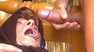 bbw 74 years old mom banged