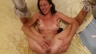 Multiple Squirt Solo Cam !!!!