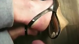 Mature Footjob And Shoejob Compilation