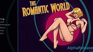 The Romantic World [v0.04] Part 6 Final Gameplay By LoveSkySan69