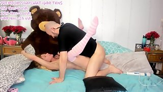 REDHEAD MILF GETS FUCKED IN HER TIGHT PUSSY & ASSHOLE WITH CUMSHOT PREVIEW