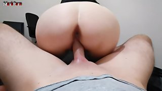 Pov fuck and Creampie