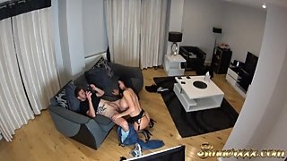 JASMINE JAE - BEHIND THE SCENES - WIFE SEDUCES HUSBANDS BEST FRIEND TO SAVE