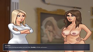 Summertime Saga - 19.5 FULL WALKTHROUGH - HORNY LATINA MAID, CONSUELO