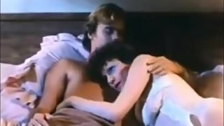 Mom Gets Intimate With Her Step Son - Classic Taboo