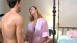 CHICKS4U - YOUNG STEP SON WANTS TO FUCK STEP MOM