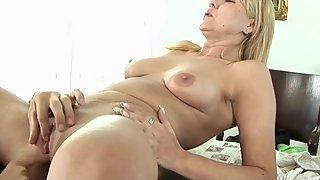 Young Street Mom Tries Tits Fuck By Stepson