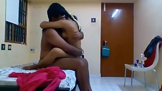 indian husband fuck maid servant