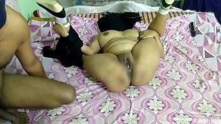 Fucking Indian Mother In Law First Bondage Sex Big Boobs BDSM Loud Moaning