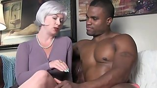 Slutty wife cheating on husband with her black boss on vacation