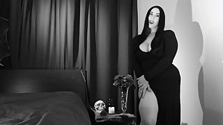 Mommy Morticia: Addams Family Parody Roleplay