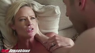 Step Mom Sydney Hail Fucks Son For Independence Day!