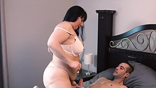 beautiful bbw fucked