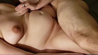 PregnantWife-cums hard while i play with her pussy