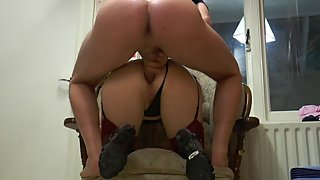 Milf gets the Ass Fuck of her Life