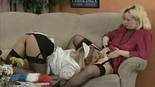 Mozenrath Prresents : Vintage Beauty Sexy Gernan Maid Lesbian