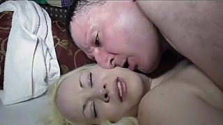 LAZ ALI - CUCKOLD MILF HELGA FIRST TIME CREAMPE CRYING ORGASMS WIFE